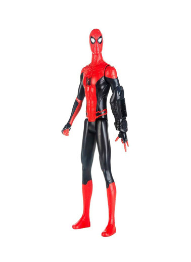 Spider-Man SpiderMan Far From Home Spider-Man Titan Hero Figür Renkli